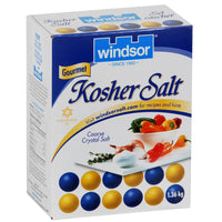 Windsor Kosher Coarse Salt