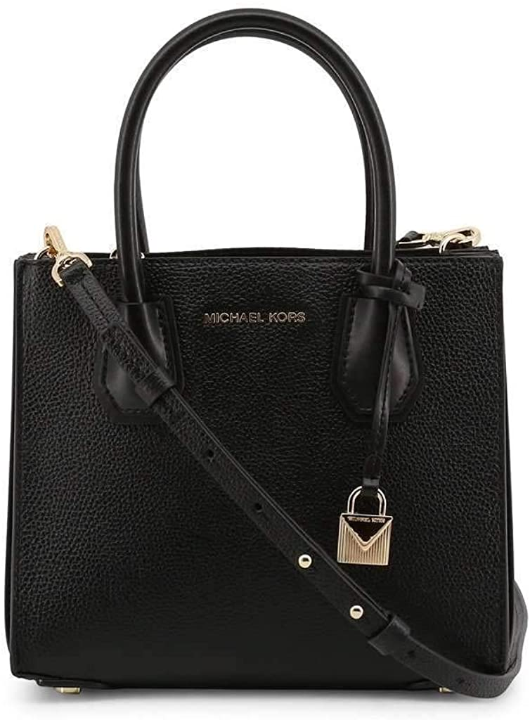 Mercer Pebbled Leather Crossbody Bag