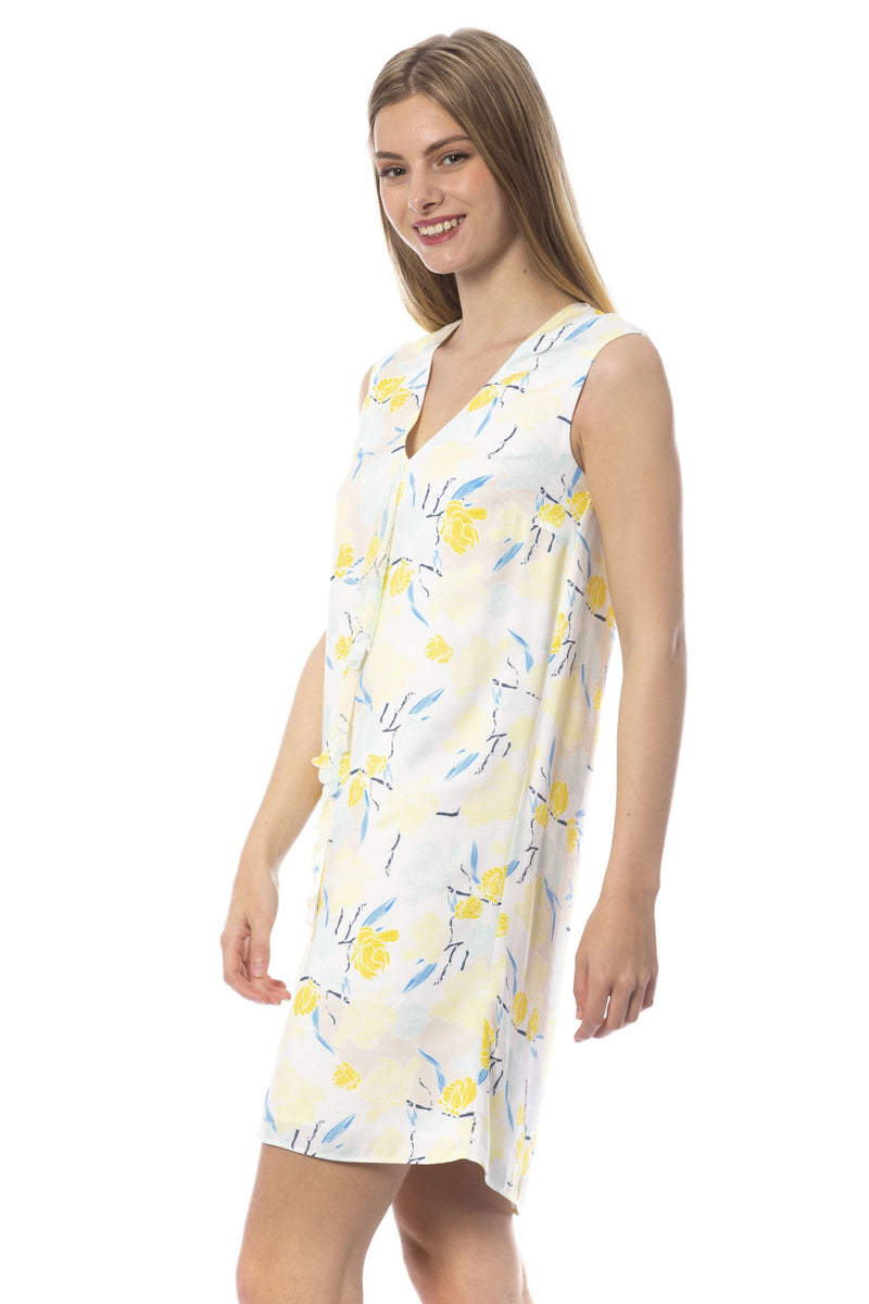 Y Lemon Dress