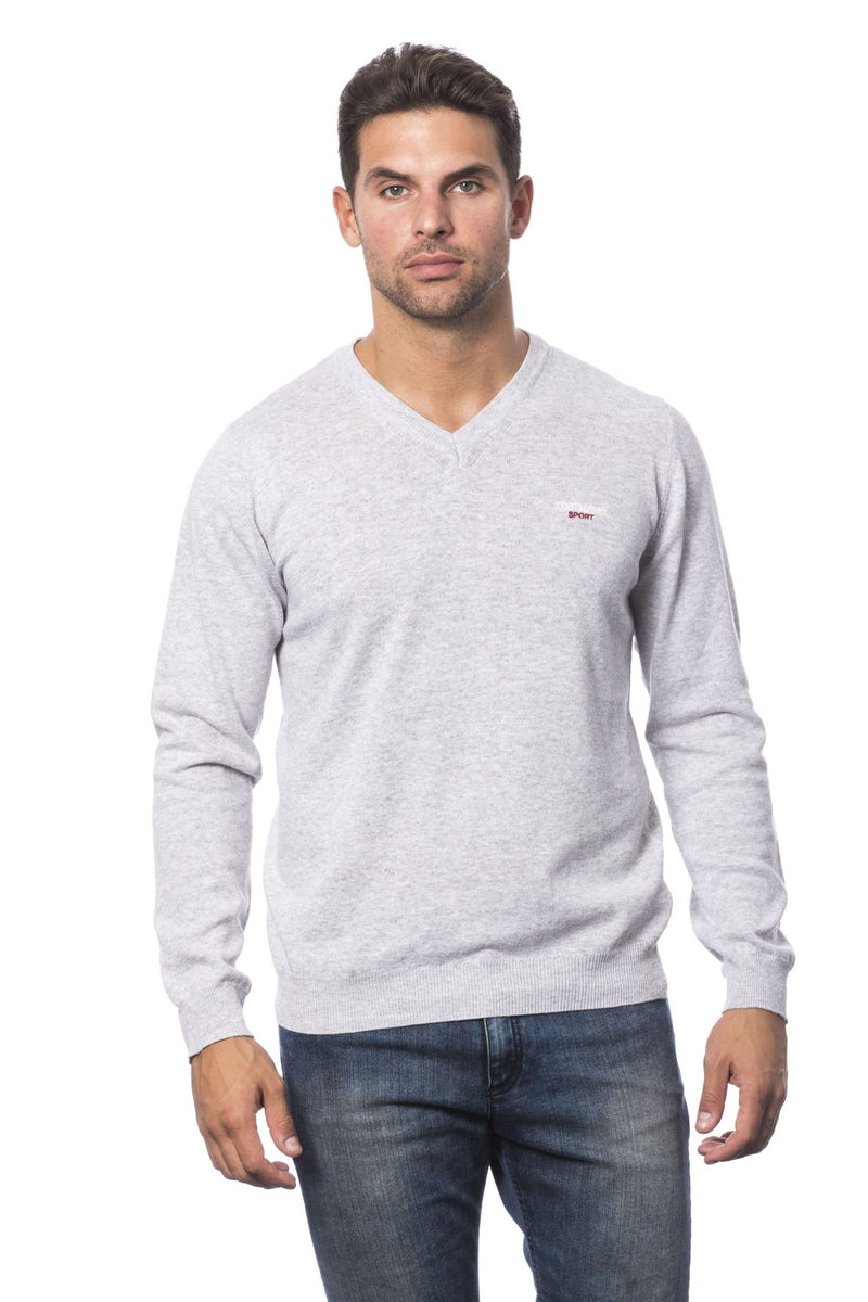 Grigiomelange Sweater