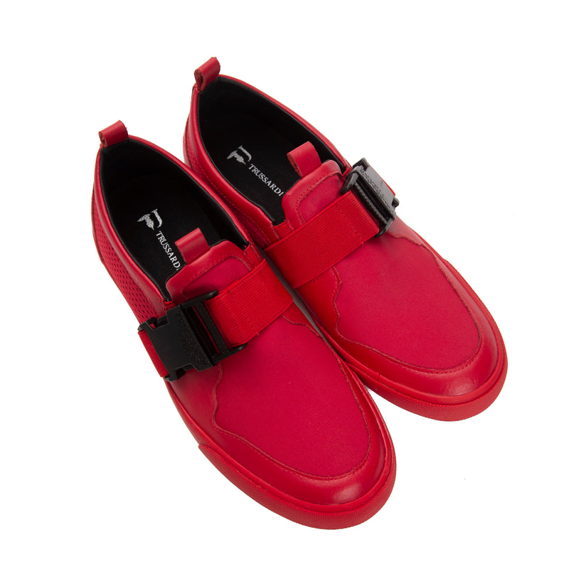 Rosso Red Sneakers