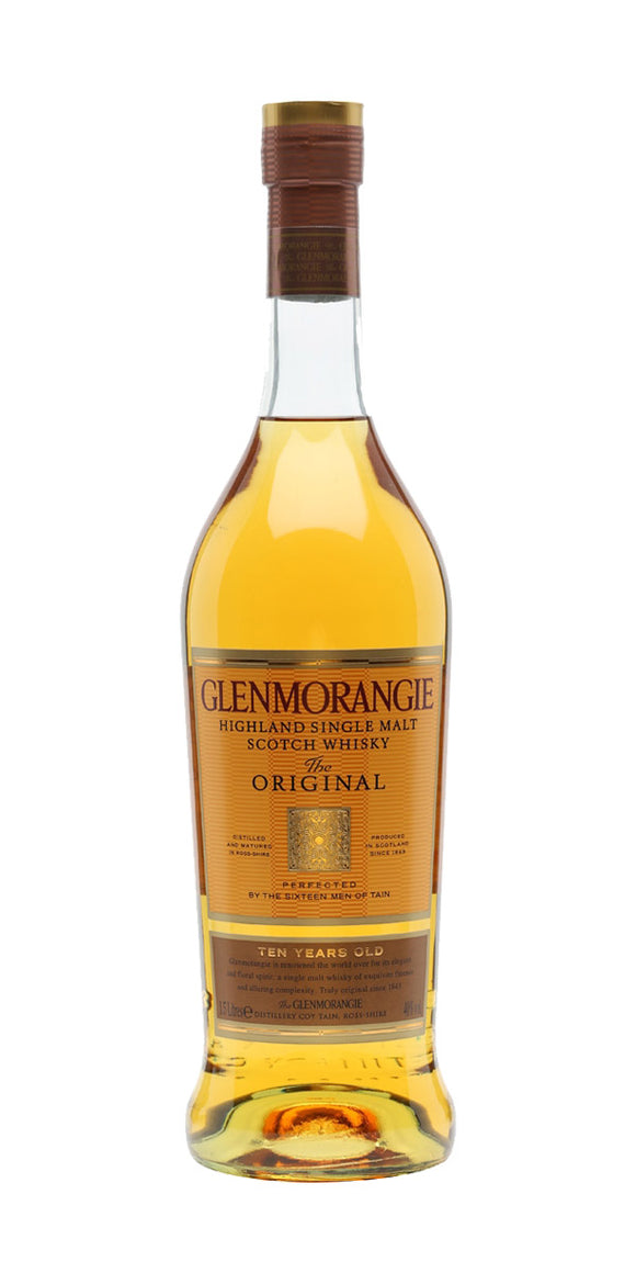 Glenmorangie 10 Year Old Single Malt  Whisky