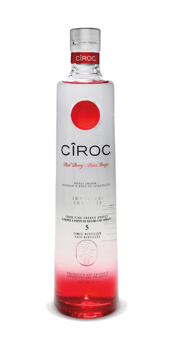 Ciroc Red Berry Vodka