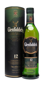 Glenfiddich 12yr Old Whisky