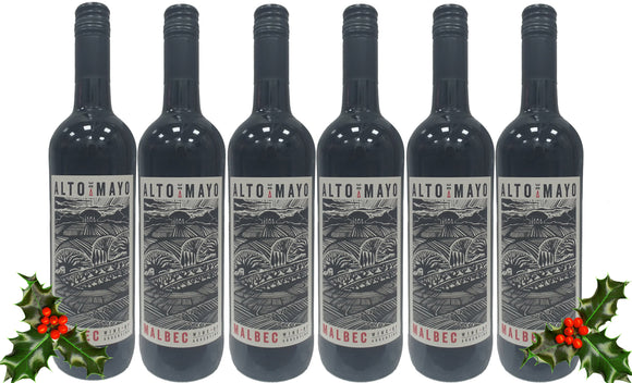 Alto do Mayo Malbec Case