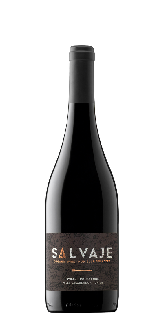 Salvaje Syrah Rousanne (Natural)