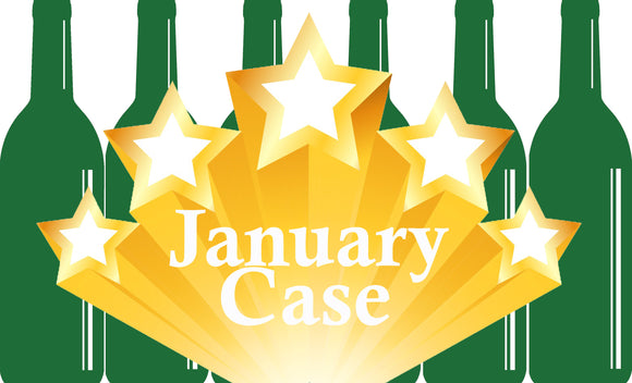 January Mixed Case