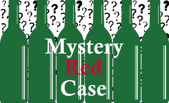 All Red - Mystery Mixed Case