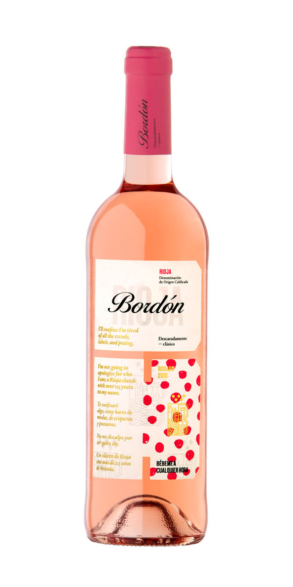 Rioja Bordon Rosado