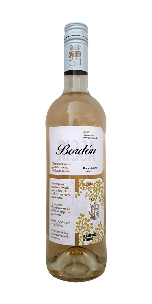 Rioja Blanco Bordon