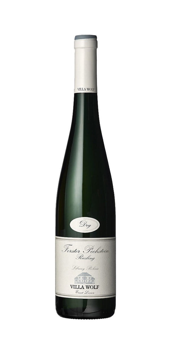 Villa Wolf Pechstein Riesling Dry Library Release 2004