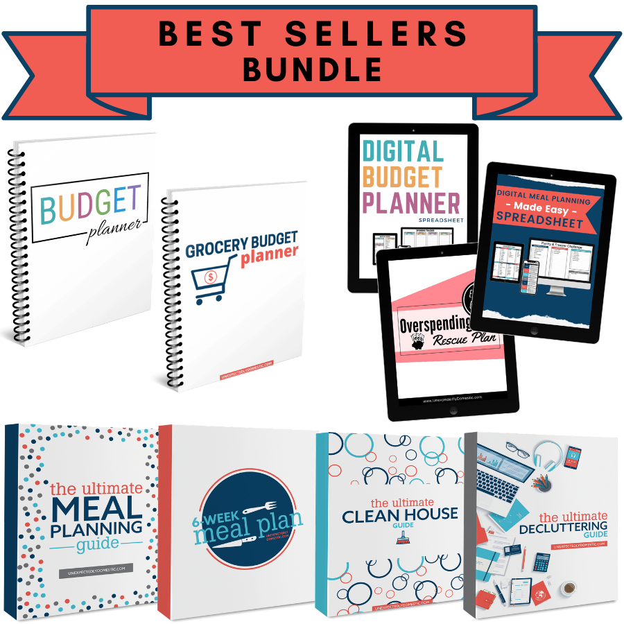 Best Sellers Bundle - 75% OFF