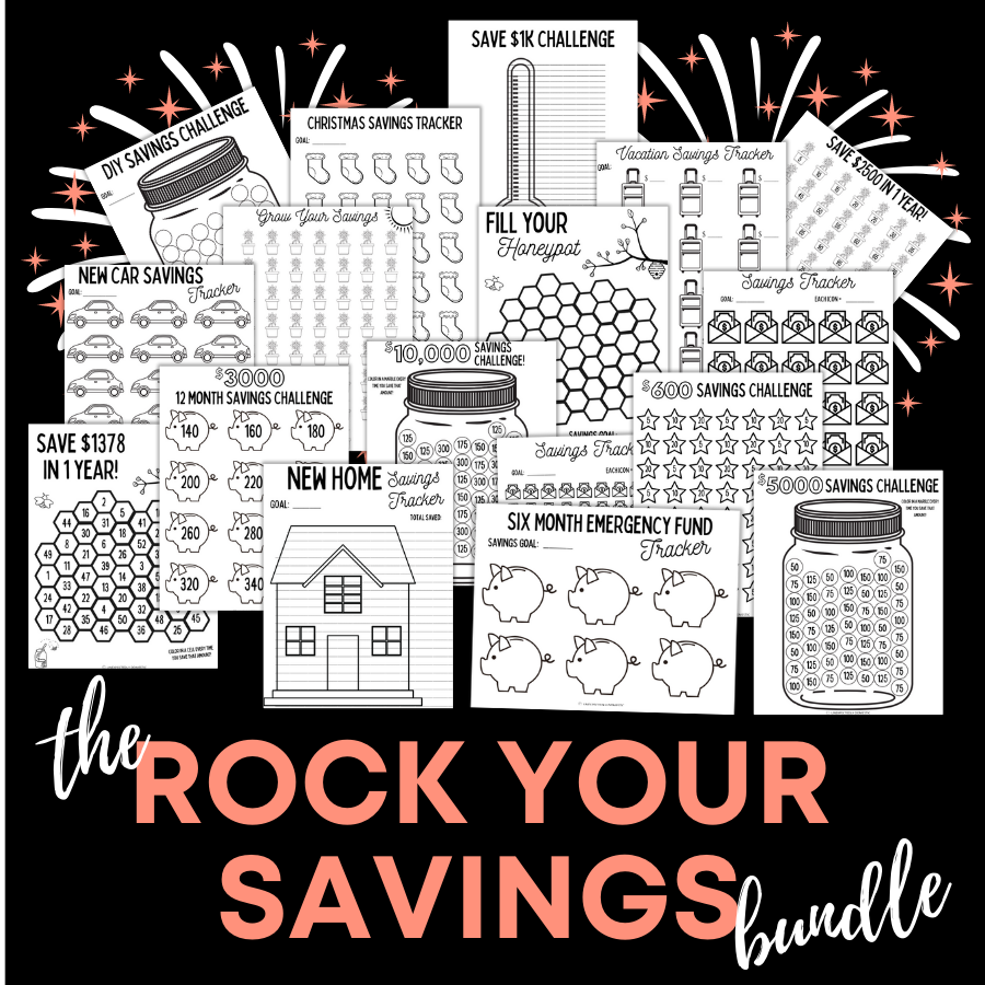 Rock Your Savings Super Bundle - SPECIAL OFFER