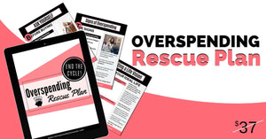 Overspending Rescue Plan