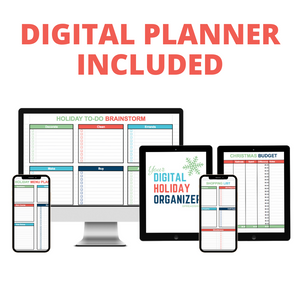 Christmas Simplified Planner Bundle - $19 Special Offer