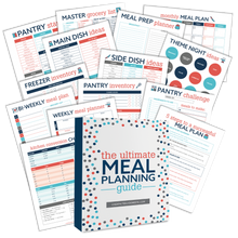 Load image into Gallery viewer, Ultimate Meal Planning Guide