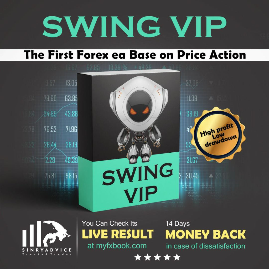 SWING VIP - Forex Robot Base on Price Action