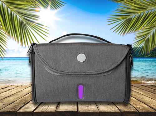 Have you got the latest UV Travel Bag?