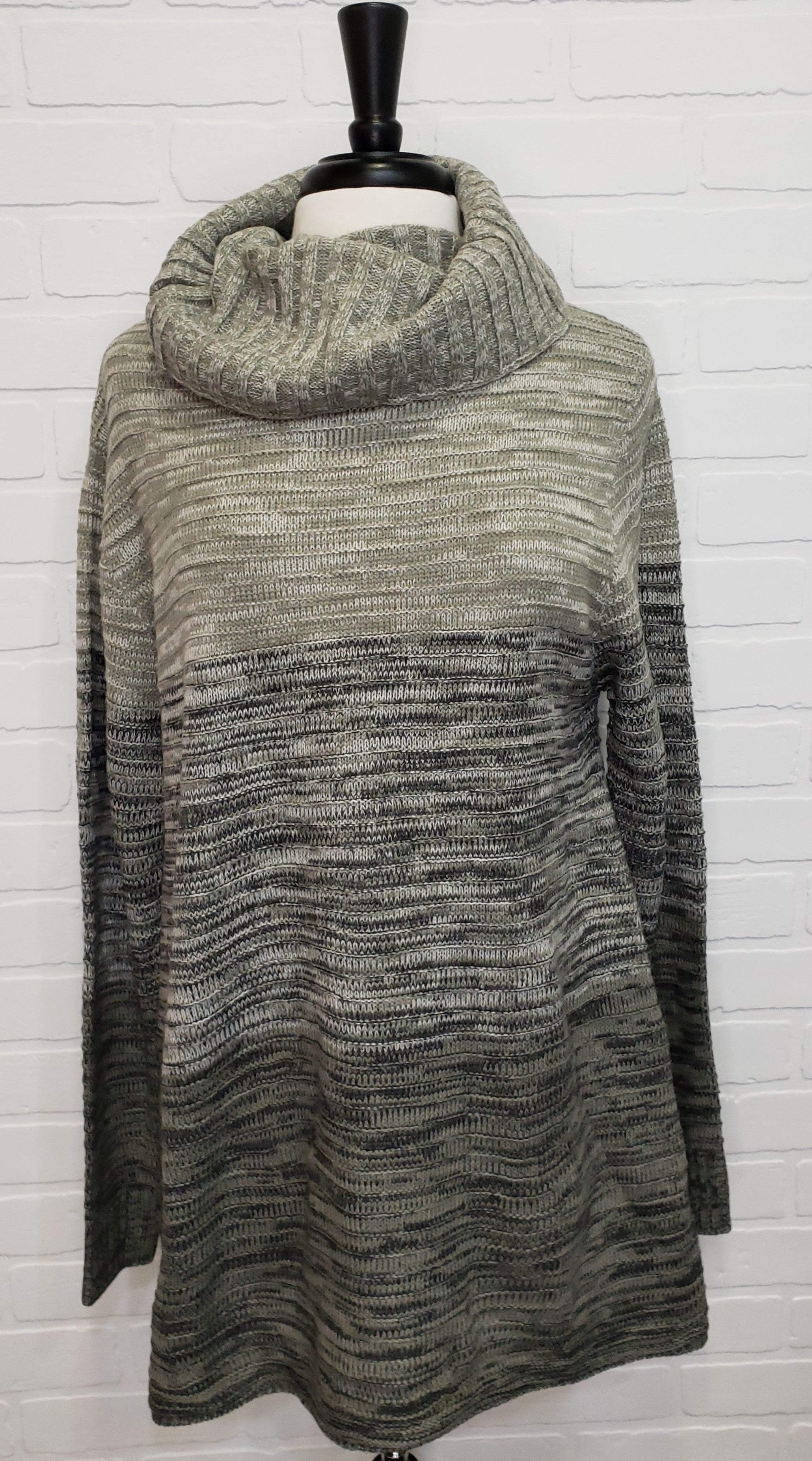 Ombre Sweater Tunic