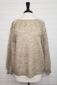 Birch Cable Knit Sweater