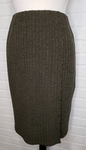 Loden Knit Skirt
