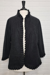 Pleated Jacket