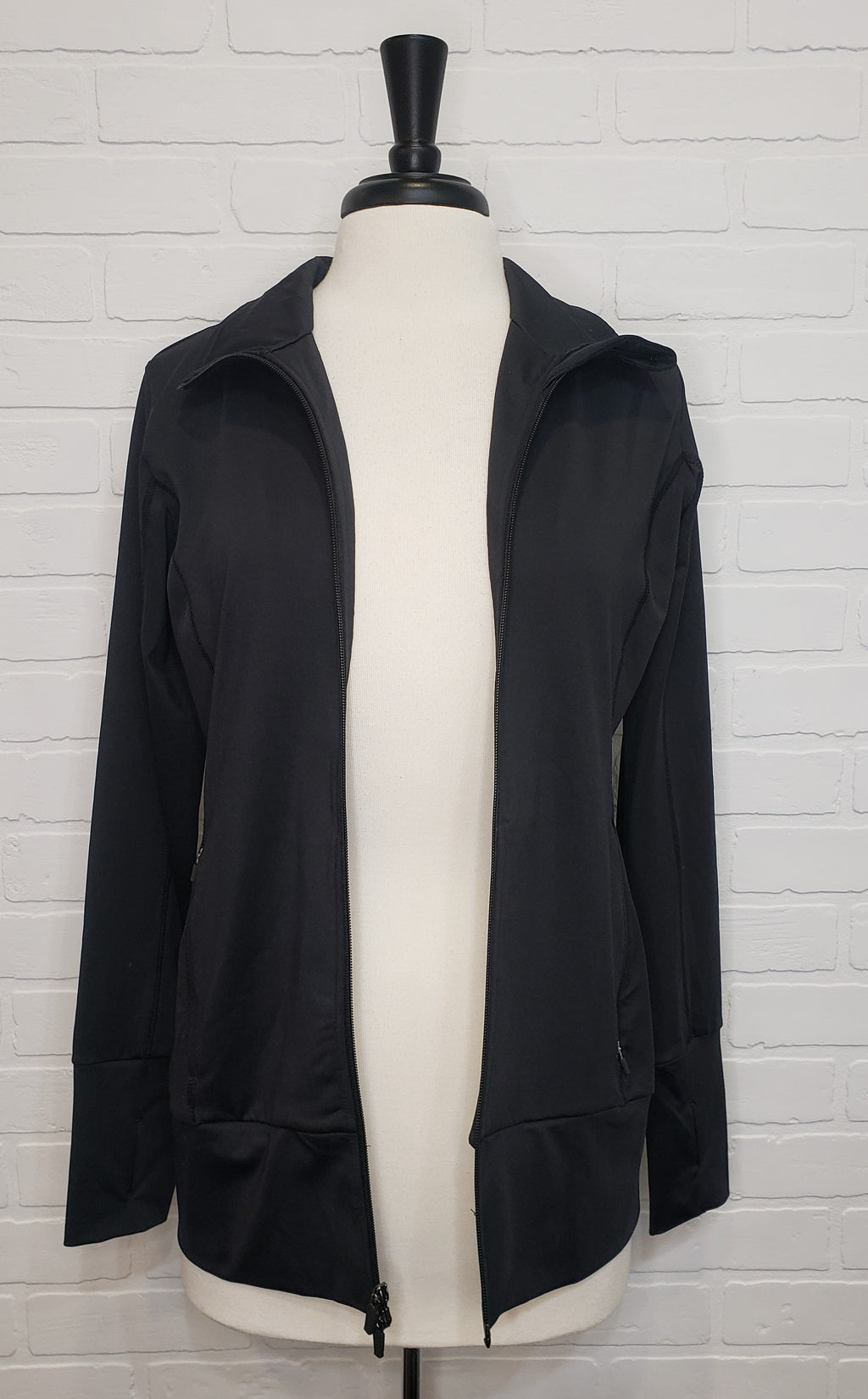 Athleisure Zip Up Jacket