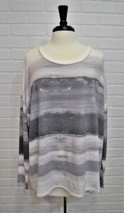 Gray Ombre Long Sleeve