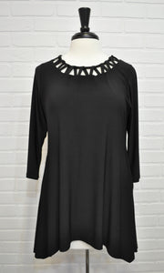 Loop Neck Two Pocket Tunic