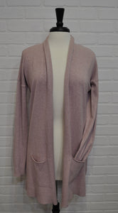 Orchid Two Pocket Cardigan