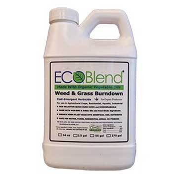 EcoBlend™ Weed & Grass Burndown (OMRI) 2.5gal - Tick Warriors