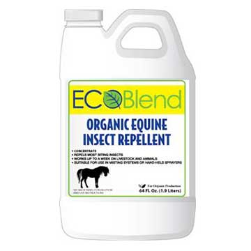 BioBlock® Organic Equine Insect Repellent 64oz - Tick Warriors