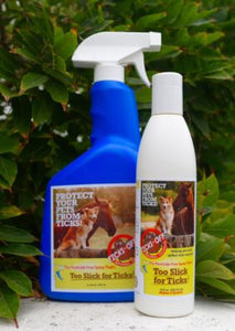 Ticks-Off 64oz Spray (10oz Concentrate)