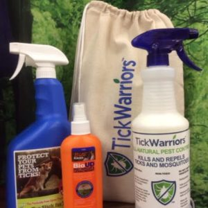 TickWarriors™ Camping Kit - Tick Warriors