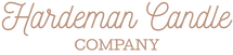 Hardeman Candle Co. Logo
