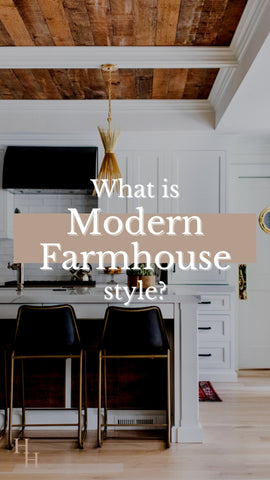 what-is-modern-farmhouse-style