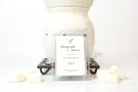 Honeysuckle and Jasmine Wax Melts - Hardeman Candle Co.