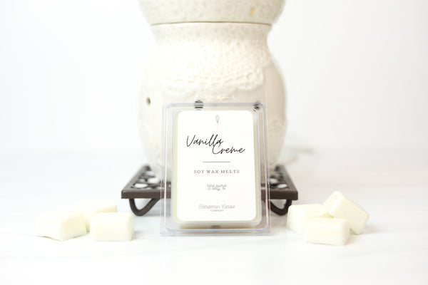 Vanilla Creme Wax Melts