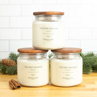 Tis the Season Bundle of Three - Hardeman Candle Co.