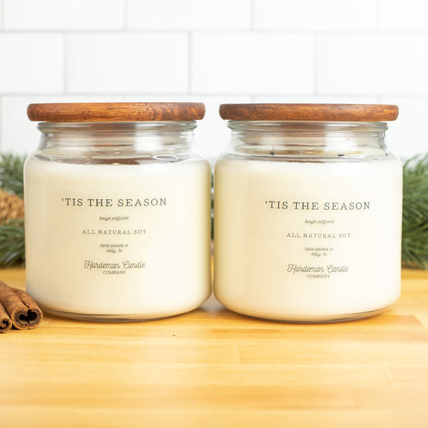 Tis the Season Bundle - Hardeman Candle Co.