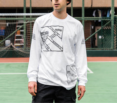 Yardbird HK x Victoria x Mister Green Long Sleeve