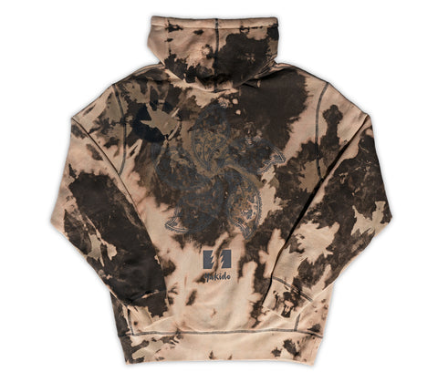 Yakido x The Hundreds Tie-Dye Hoodie