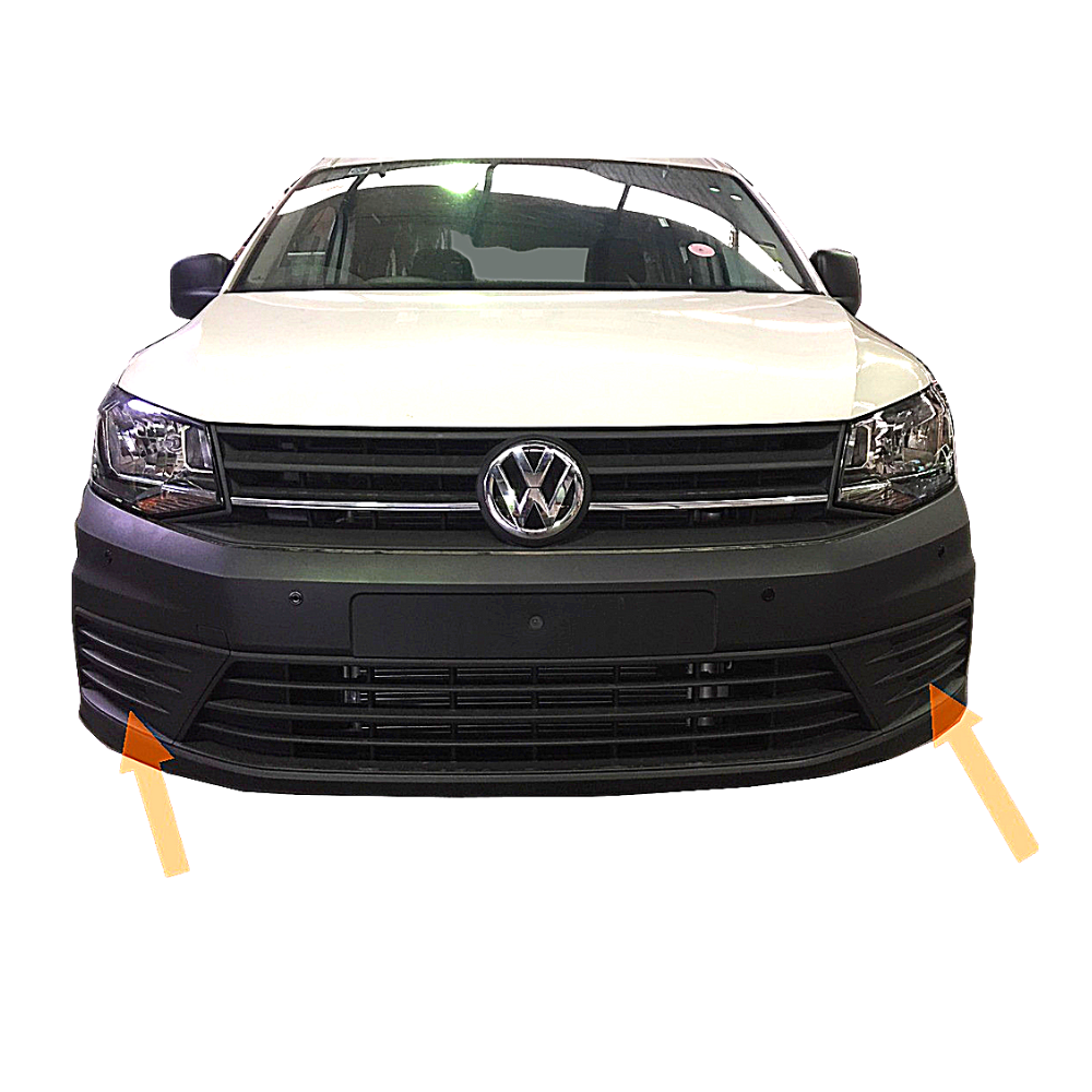 GRILLE PHARE SECOURE VOLKSWAGEN CADDY 2016+