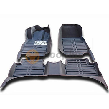 Tapis Salon 5D + Coffre Audi Q7