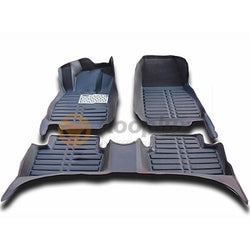 Tapis Salon 5D + Coffre Skoda Superb 2012