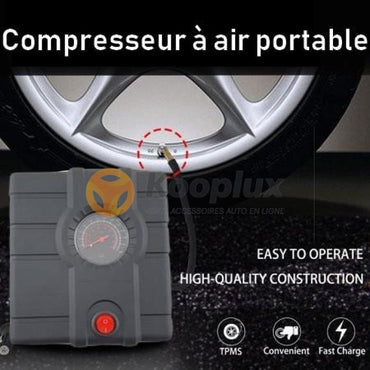 Compresseur à air portable - KOOPLUX