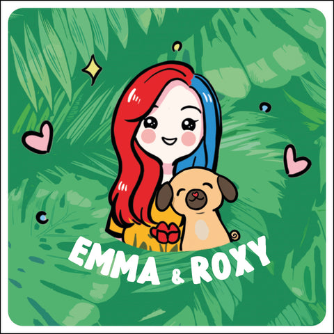 Emma & Roxy Coaster