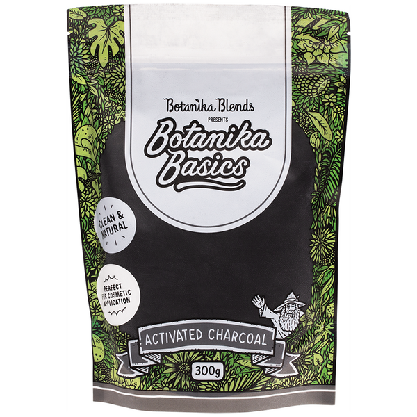 BOTANIKA BLENDS Botanika Basics Activated Charcoal - 300g