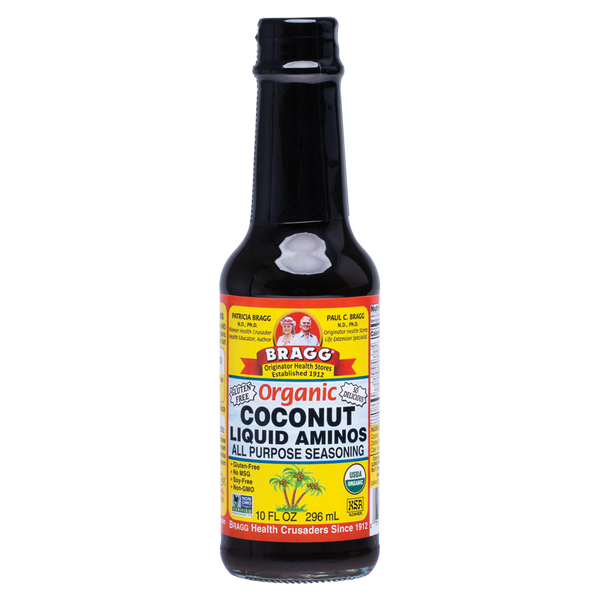 BRAGG Coconut Liquid Aminos All Purpose Seasoning - 296ml