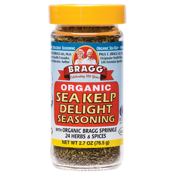 BRAGG Seasoning Organic Sea Kelp Delight - 76.5g